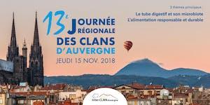 13ème journée régionale des clans d'Auvergne -...