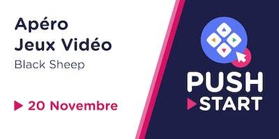 Apéro Jeux Vidéo - Novembre 2018