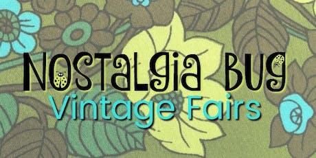 Nostalgia Bug Vintage Fair  tickets