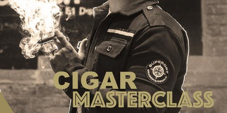 Cigar Masterclass  tickets
