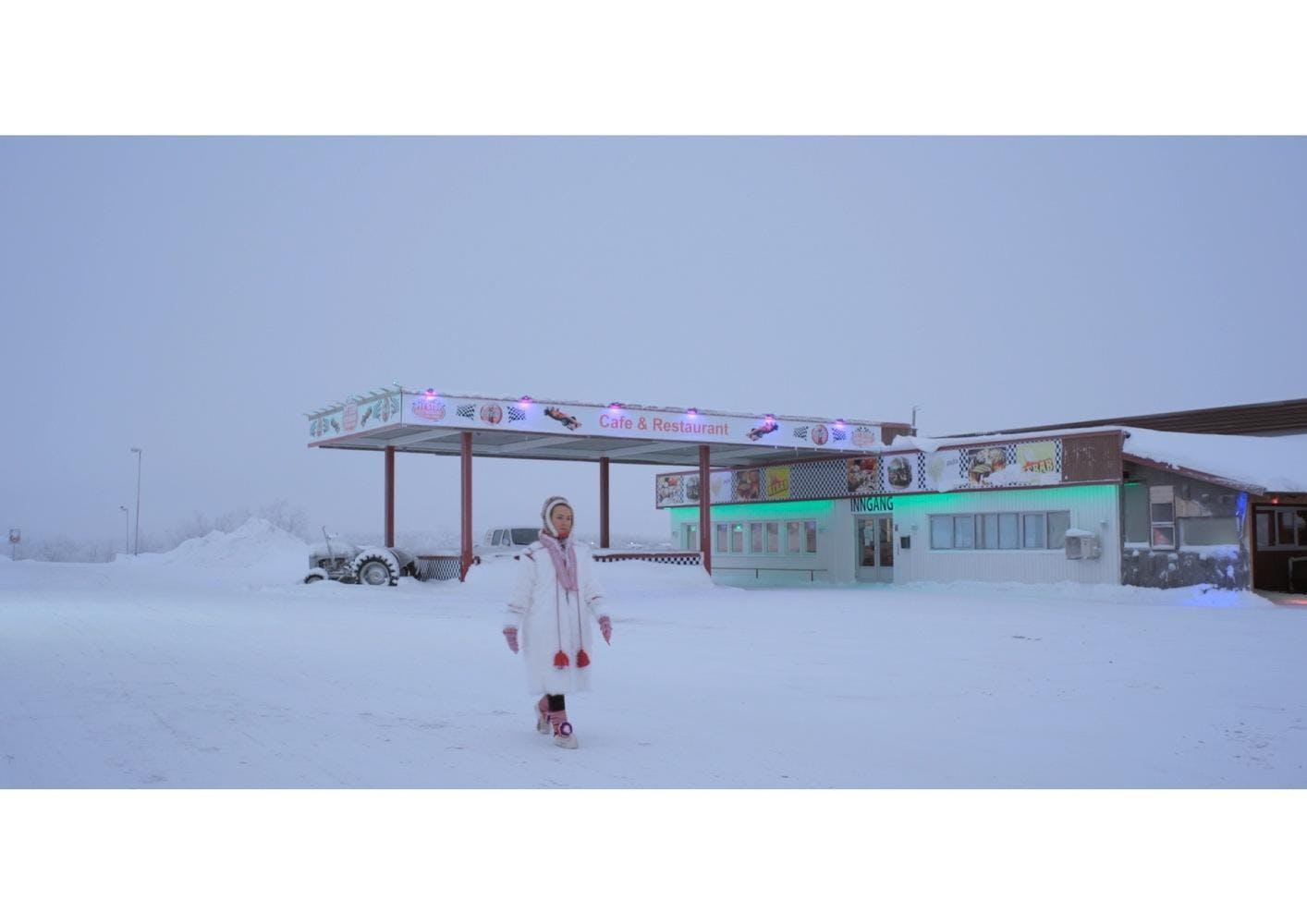 The Human Shelter - ein Film von Boris B. Bertram