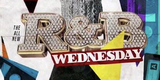 R&B Wednesdays  @ Culture Lounge