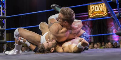 """POW - WRESTLING LIVE in Kassel - """"Larger than Life"""""""