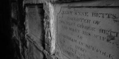 Ghost Hunt at St Mary in The Castle Hastings
