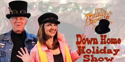 Down Home Holiday Show with Buffalo & Brandy