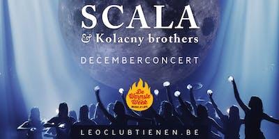 EXTRA CONCERT: Scala & Kolacny Brothers - Decemberconcert (Namiddag)