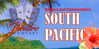 South Pacific (Fri./19th)