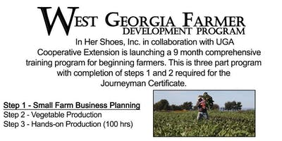 West Georgia Beginner Farmer Development Program