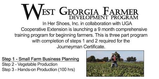 West Georgia Beginner Farmer Development Program