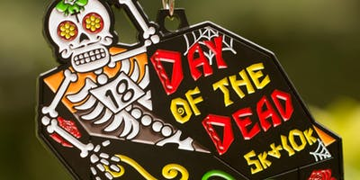 2018 Day of the Dead 5K & 10K - Fresno