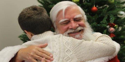 2019  Sensory Friendly Santa Event