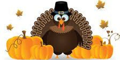 Thanksgiving in the Grand Ballroom