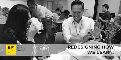 HFLI 2019 Design Thinking for Deeper Student Learning - DETROIT