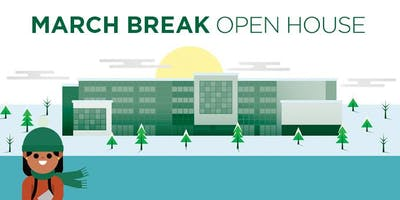 March Break Open House 2019 - Algonquin College, Pembroke Campus