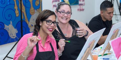 Lord & Andra Gallery Sip & Paint