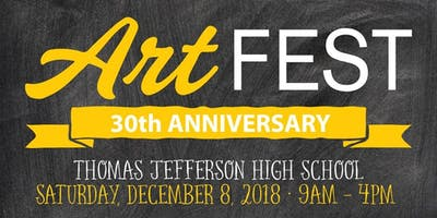 TJ Artfest holiday market and art festival