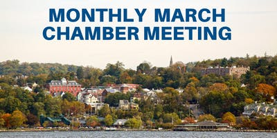 Monthly March Chamber Meeting