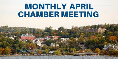 Monthly April Chamber Meeting