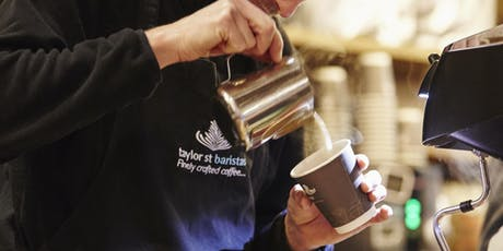 Become the Ultimate Home Barista: Coffee origins, brewing and barista skills with Taylor St. Baristas tickets