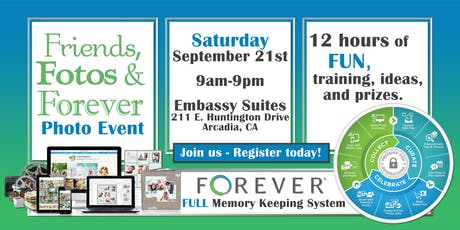 Friends, Fotos & Forever Photo Event tickets