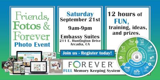 Friends, Fotos & Forever Photo Event