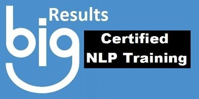 Intensive 10 day NLP PRACTITIONER, Certified. April 2020,  Devon.