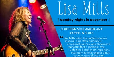 Lisa Mills on Monday Nights at The Book Cellar