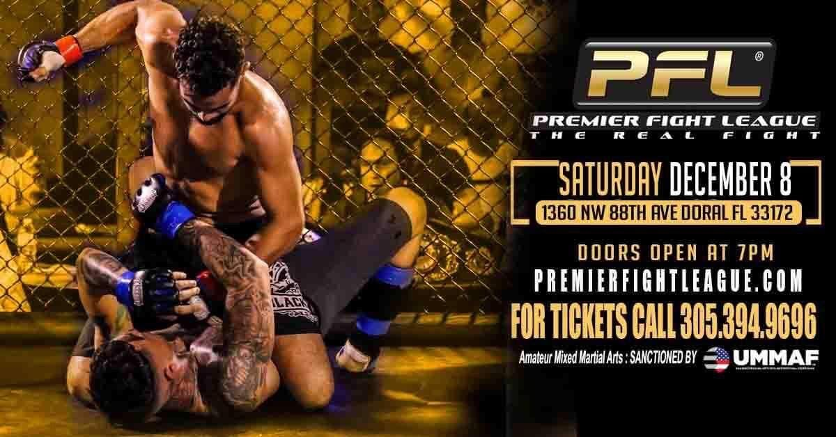 Premier Fight League 18