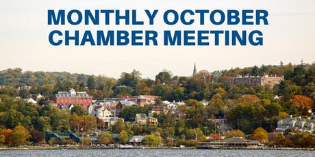 Monthly October Chamber Meeting tickets