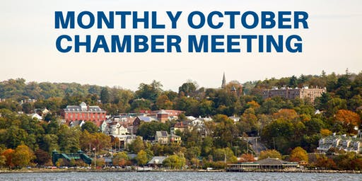 Monthly October Chamber Meeting