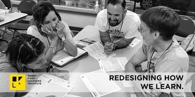 HFLI 2019 Design Thinking for Deeper Student Learning - SAN ANTONIO