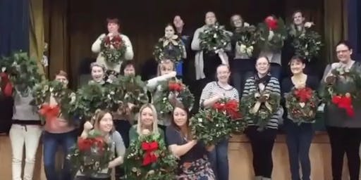 Southwater Wreath Workshop