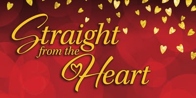 Straight from the Heart Gala Tickets