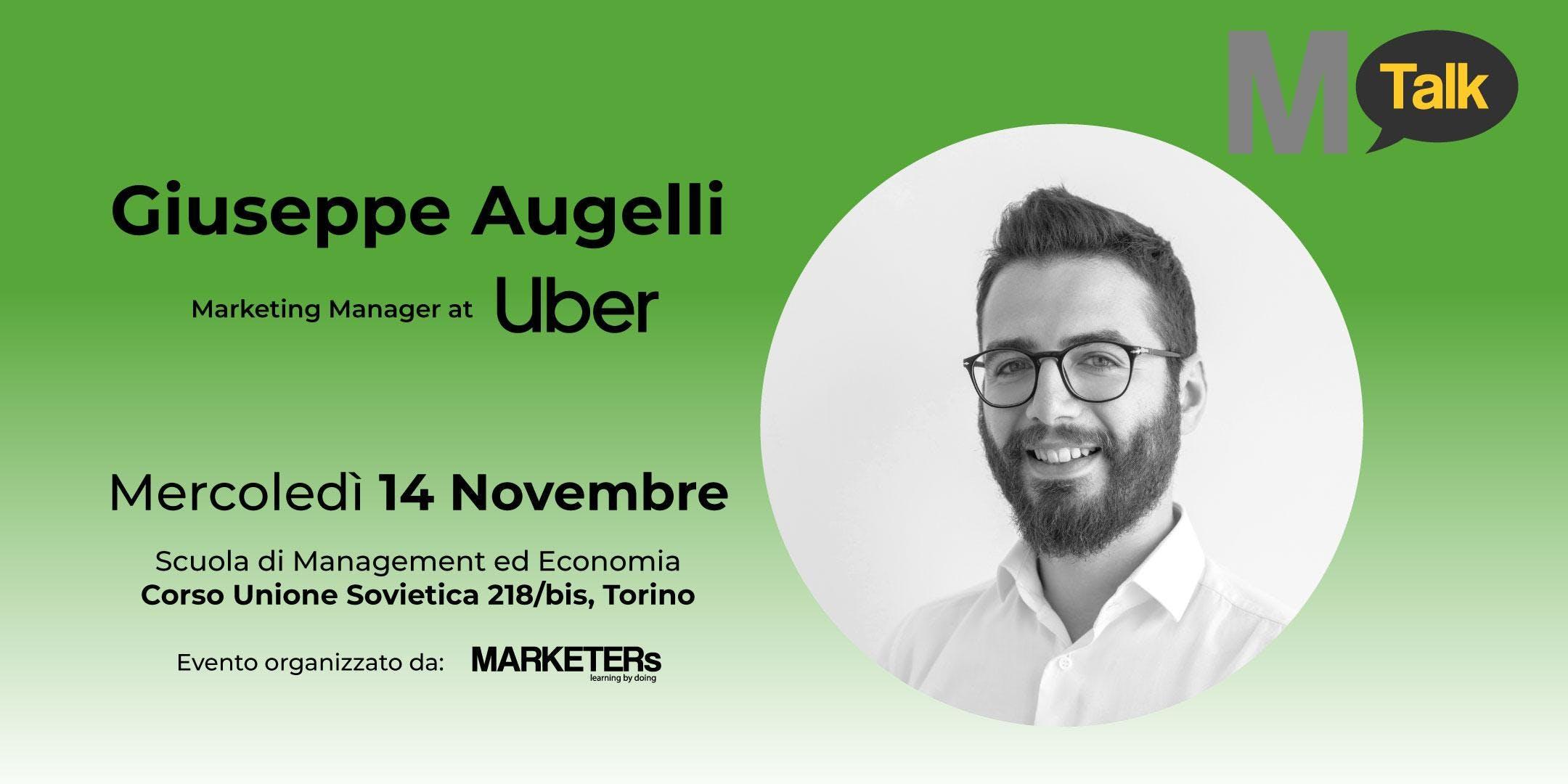 MTalk: Giuseppe Augelli