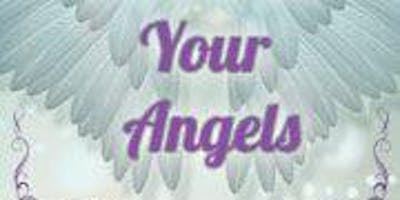 Angel Card Readings with Nancy At the Tree Of Life Shoppe Dec 1st