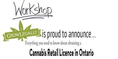 Workshop - Cannabis Retail Licence in Ontario1.0