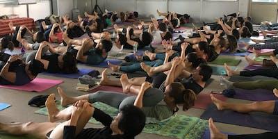 Capacitação em Yoga - turma semanal 2019