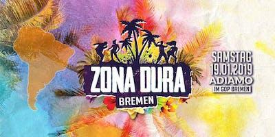 ZONA DURA Bremen • SA 19.01.19 • Adiamo Eventlocation