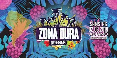 ZONA DURA Bremen • SA 02.03.19 • Adiamo Eventlocation