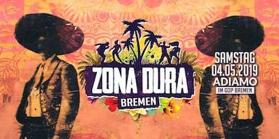 ZONA DURA Bremen • SA 04.05.19 • Adiamo Eventlocation