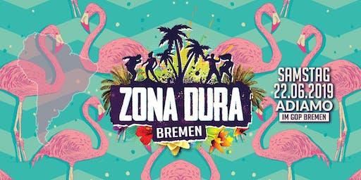 ZONA DURA Bremen • SA 22.06.19 • Adiamo Eventlocation