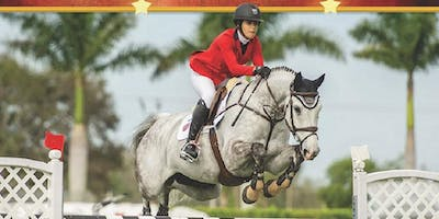 Sunday Holiday & Horses $25,000 National Grand Prix presented by OmegaAlpha / $25,000 USEF U25 National Championship Final