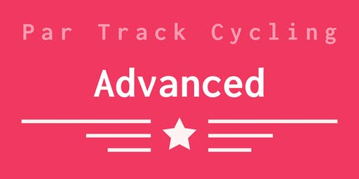 Par Track Adult Cycling - Advanced