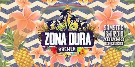 ZONA DURA Bremen • 2do Aniversario • SA 16.11.19 • Adiamo entradas