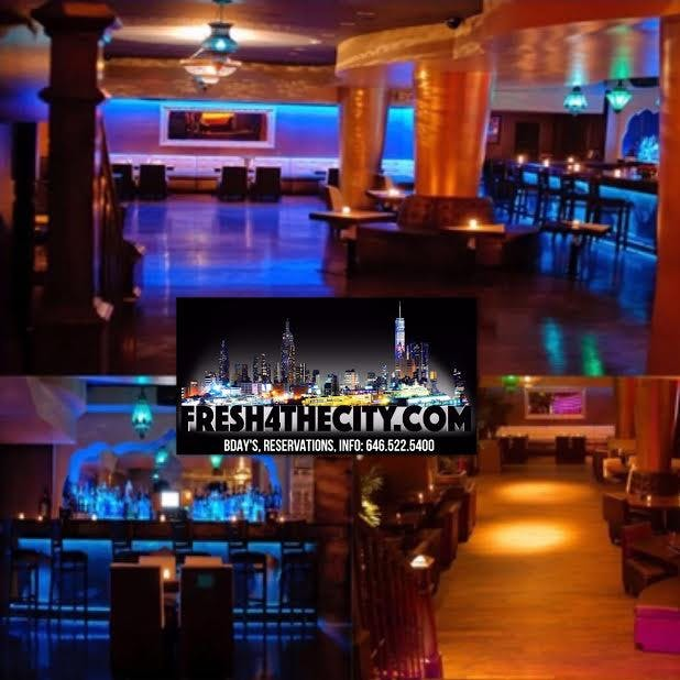 CEO FRESH PRESENTS:  BRUNCH ON SATURDAY'S  (BRUNCH & DAY PARTY) AT LE REVE NYC