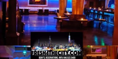 "CEO FRESH PRESENTS: "" BRUNCH ON SATURDAY'S "" (BRUNCH & DAY PARTY) AT LE REVE NYC"