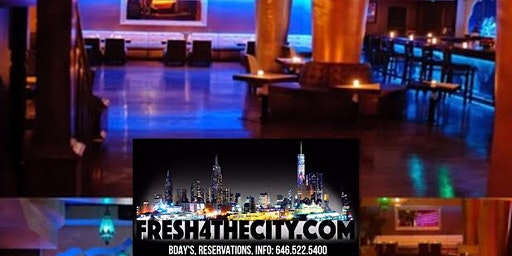 """CEO FRESH PRESENTS: """" BRUNCH ON SATURDAY'S """" (BRUNCH & DAY PARTY) AT LE REVE NYC"""