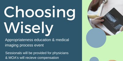 Medical Imaging Choosing Wisely Education Event