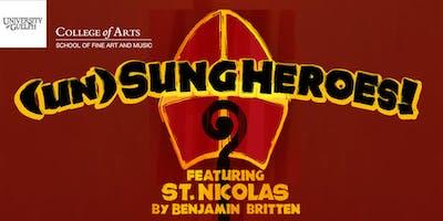 (un)Sung Heroes