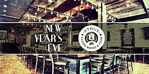 New Year's Eve Chicago 2019 at Stout